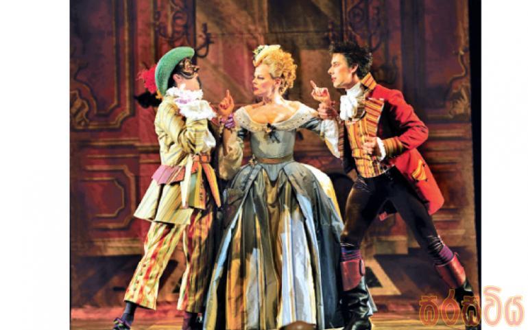 (Marriage of Figaro)